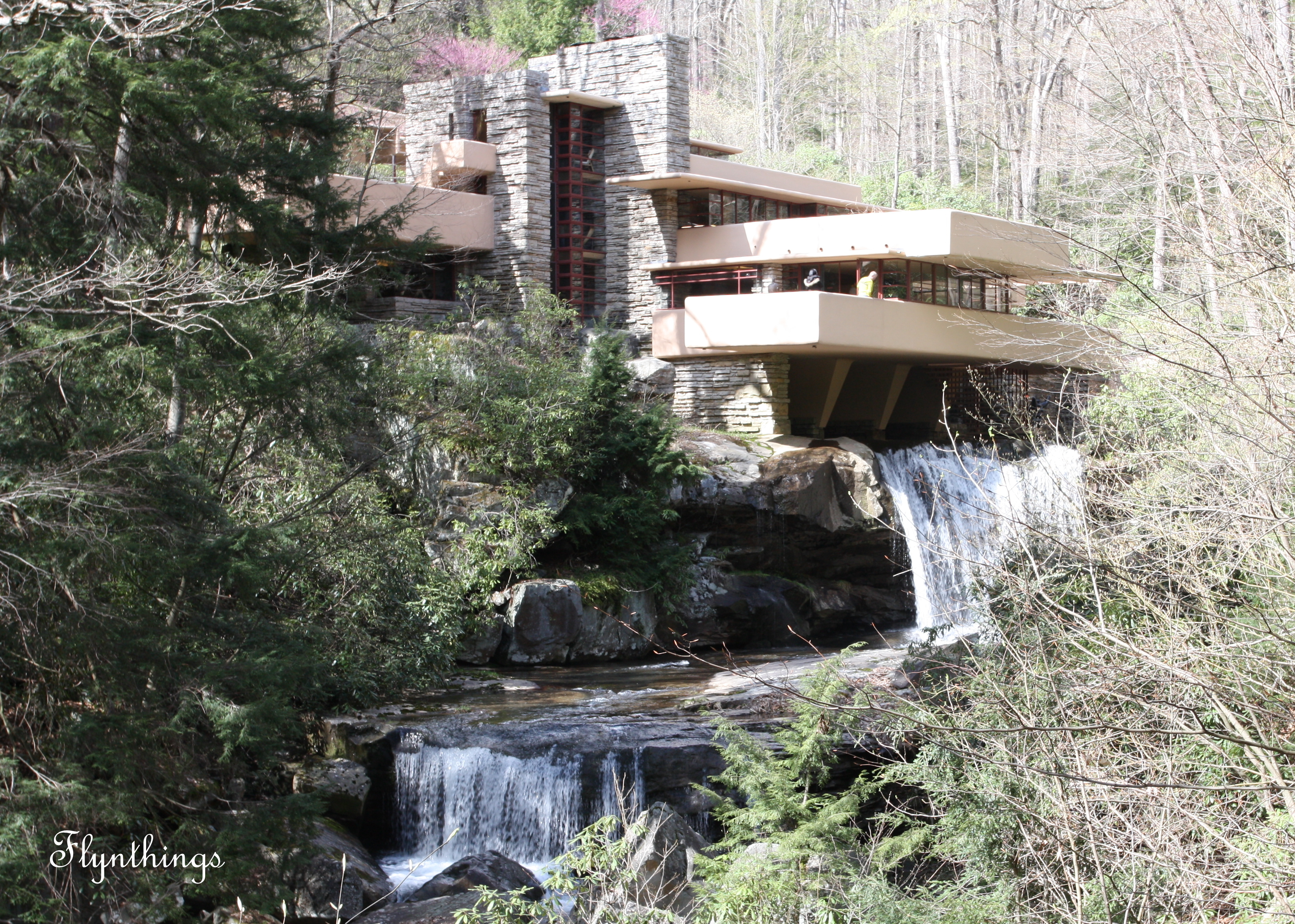 Falling Water A Flyout that wasnt Fly n Things