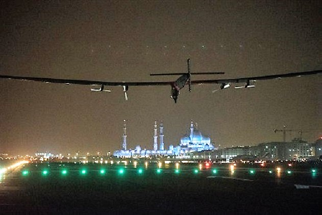 Image: Solar Impulse