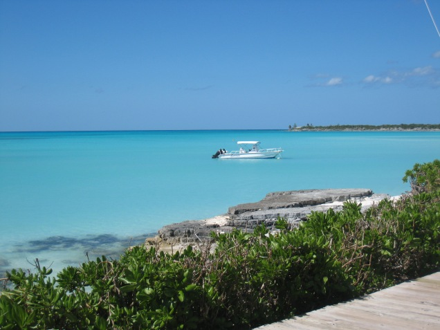 how to get to the bahamas from florida